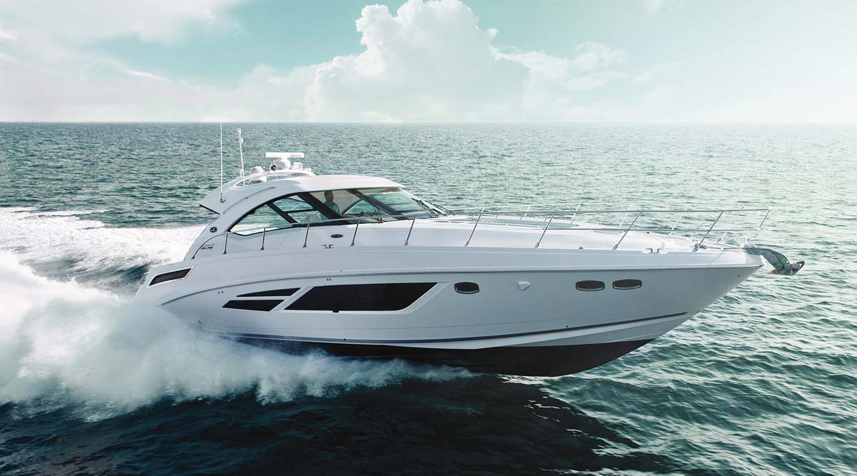 Sea Ray 540 Sundancer Kaufen Service